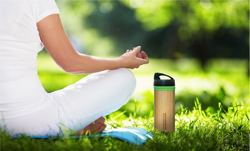 Bamboo Bottle Company For The Best Reusable Water Bottle Go Bamboo