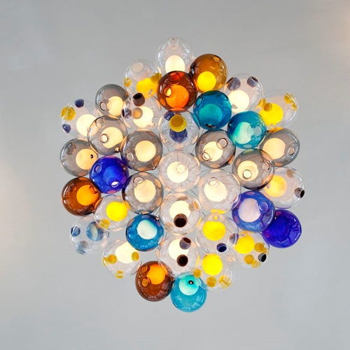 28.37 Cluster Round Color All Lighting