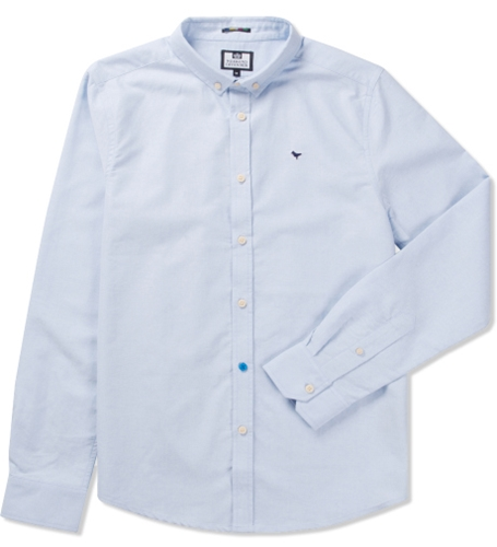 Weekend Offender Blue Cruzado Shirt Hypebeast Store