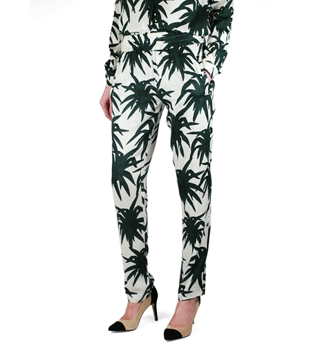 Ganni Jungle Trousers Huh. Store