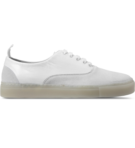 Silent Damir Doma White Falcata Shoes Hypebeast Store. Shop Online For Men's Fashion Streetwear Sneakers Accessories