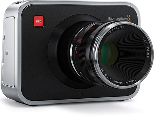 Blackmagic Cinema Camera 2.5K Sensor Selectism.Com