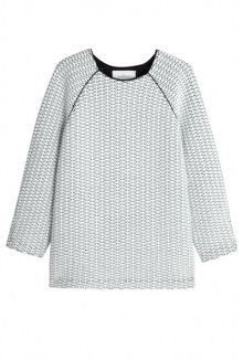 Oversized Jacquard Knit By Studio Nicholson