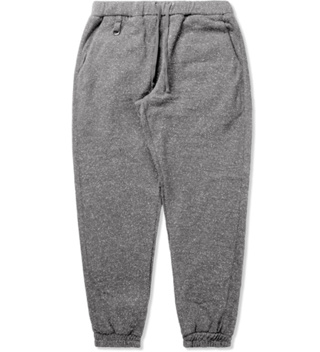 Publish Heather Grey Borbeau Knit Jogger Pants Hypebeast Store