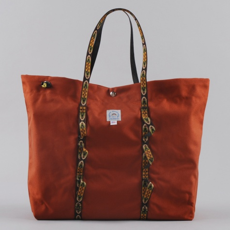Epperson Large Climb Tote Clay