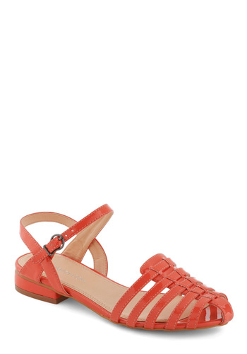 Summer Forever Sandal Mod Retro Vintage Sandals ModCloth com