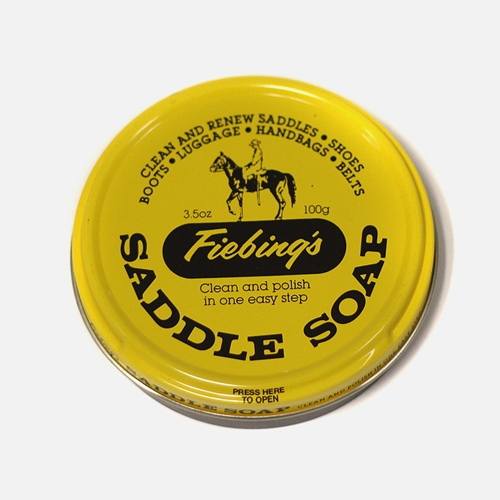 Fiebings Saddle Soap The Ashdown Workshop Co