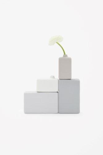 Block Vase By Nendo
