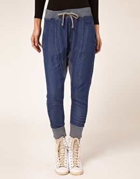 Freddy Freddy Harem Trouser In Chambray at ASOS