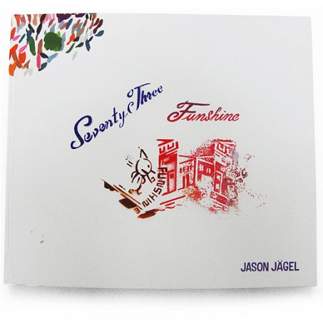 Jason Jagel 73 Funshine Book Madlib Vinyl Stones Throw Records