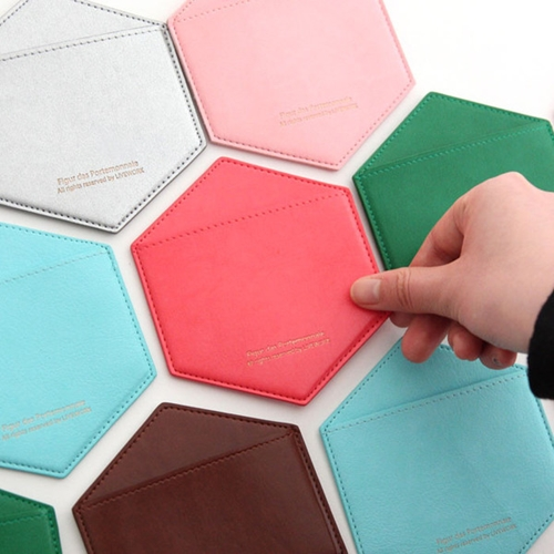 Honeycomb Card Case Poketo