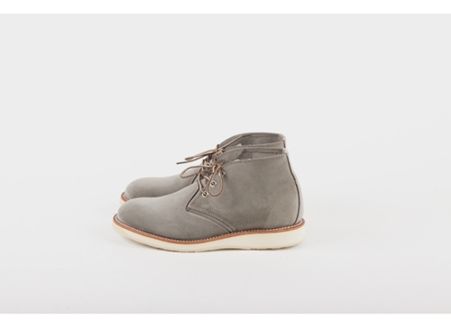 Red Wing Shoes 3144 Work Chukka Sage Mohave bij Redwing