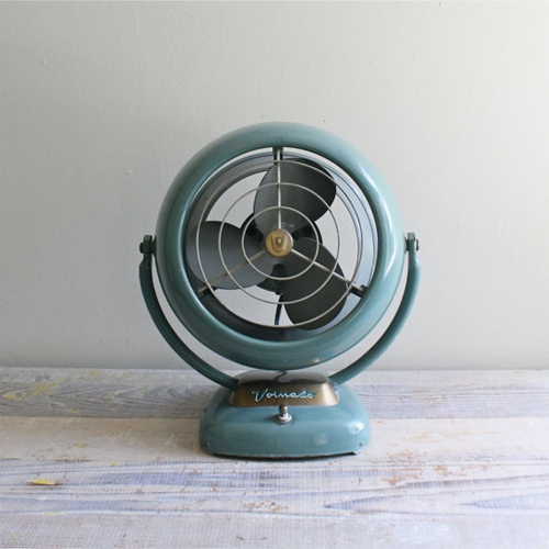 Vintage Vornado Desk Fan by ethanollie on Etsy