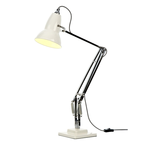Anglepoise Duo1227 Desk Lamp Alpine White Amazon.Co.Uk Lighting