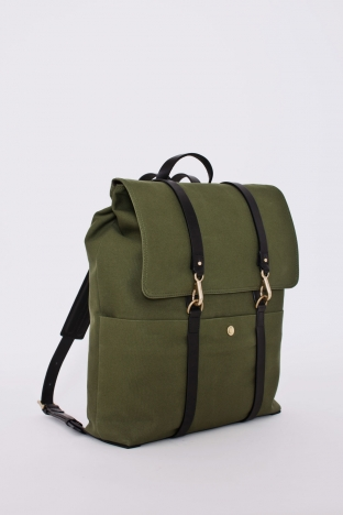 Mismo Backpack True Green Black Tres Bien Shop