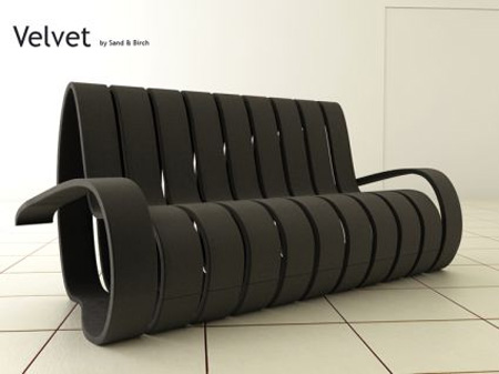 Creative And Unusual Sofa Designs