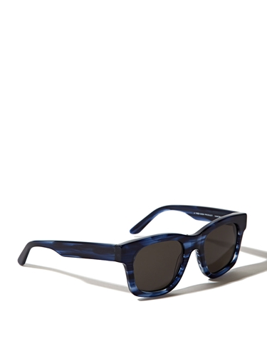 Sun Buddies Type 01 Men's Sunglasses In Blue Smoke Ln Cc