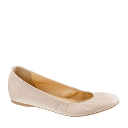 Cece leather ballet flats ballets Women s shoes J Crew