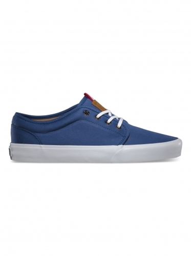 Shoes Vans Brushed Twill 106 Vulcanized Ca