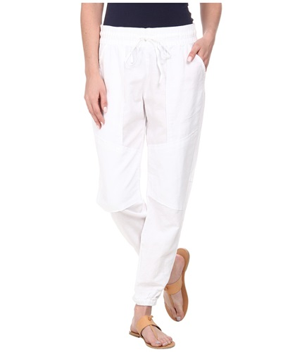 Model White And Gold White And Gold Joggers Pants For Men