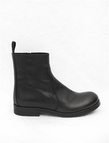Hope Field Worn Zip Boot Black