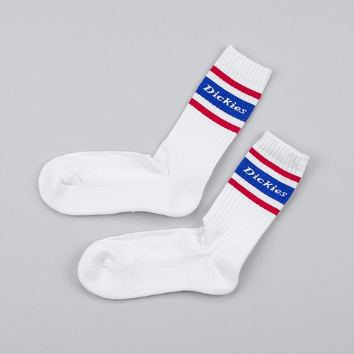 Dickies Madison Heights Socks 3 Pack Assorted Colours At Flatspot