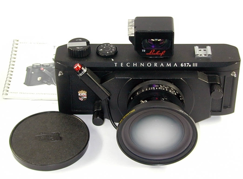 LINHOF TECHNORAMA 617 SIII SUPER ANGULON XL 5 6 72 eBay