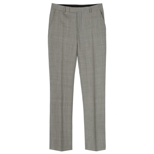 E Shop Costumes Pantalon City Prince De Galles Gris Balibaris