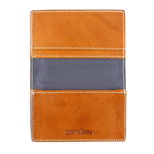 Travelteq Card Holder Navy Undscvrd