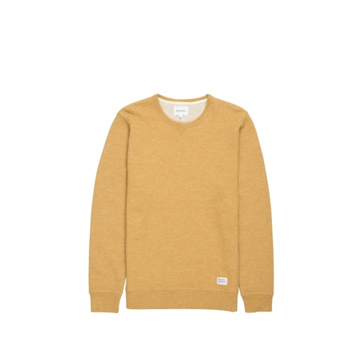Norse Projects Gustav Crew Cotton Wool Sweat L S Norse Projects