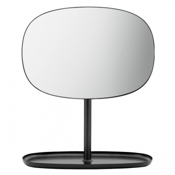 Flip Mirror Black Mirrors Decoration Finnish Design Shop