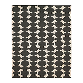 DwellStudio Almond 8x10 Rug in Ink at Velocity Art And Design Your home for modern furniture and accessories in Seattle and the US