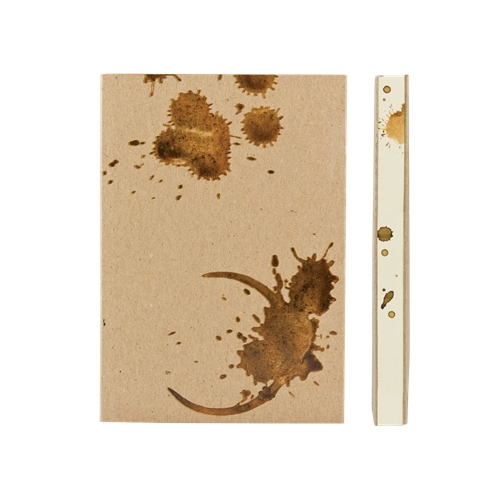 Expresso Notebook Brown Daycraft Make my day