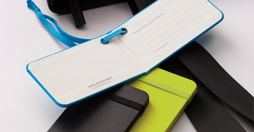 Moleskine English Luggage Tags Archives