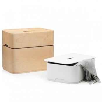 Vakka Box Large Plywood Storage Decoration Finnish Design Shop