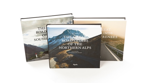 Great Road Climbs book bundle Rapha