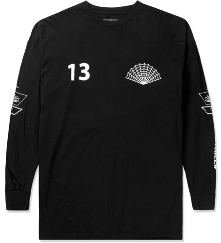 Beentrill Black Dimensions L S T Shirt Hypebeast Store. Shop Online For Men's Fashion Streetwear Sneakers Accessories