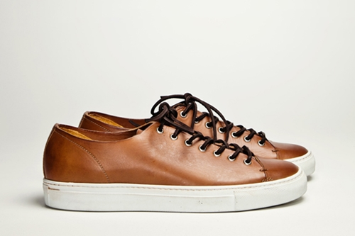 F R E E M A N Journal Buttero Footwear