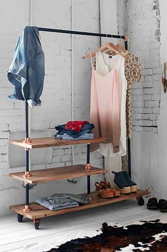 4040 Locust Industrial Storage Rack Urban Outfitters