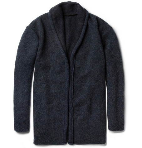 The Elder Statesman Oversized Cashmere Cardigan Mr Porter