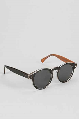 Komono Clement Round Sunglasses Urban Outfitters