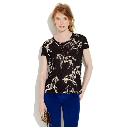 HORSEPLAY Retreat Tee tees tanks Women s NEW ARRIVALS Madewell