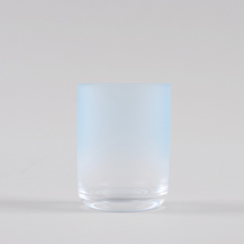 Hay Colour Glass Water Glass High Blue