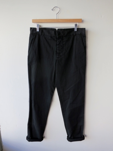 South Willard classic black chino