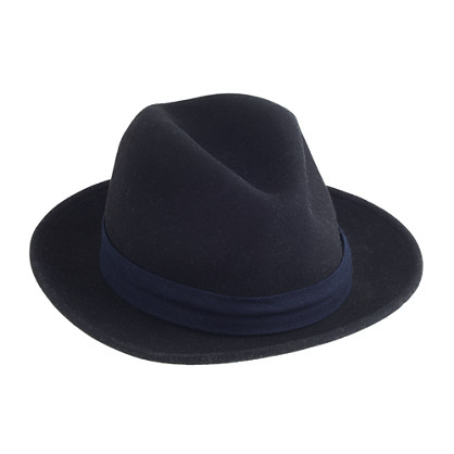 The Hill Side Wool Fedora The Hill Side J.Crew
