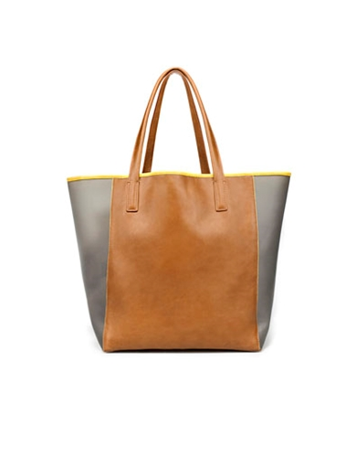 VINYL SHOPPER Handbags Woman ZARA United States