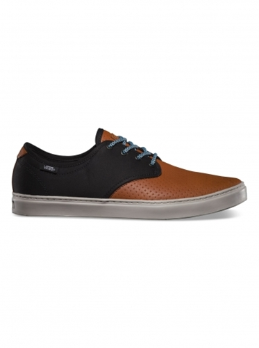 Shoes Vans Otw Xperf Ludlow Brown Black