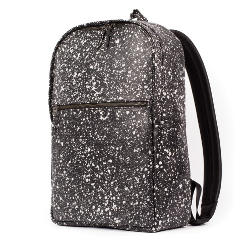 Vlieger Vandam Splash Backpack Black White Undscvrd