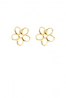 Marc By Marc Jacobs Cut Out Daisy Stud Earrings By Marc By Marc Jacobs