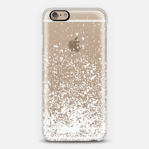 White Sparkly Day Iphone 6 Case By Marianna Tankelevich Casetify